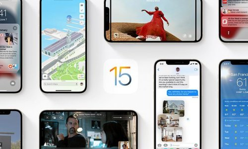 Apple releases iOS 15 TODAY