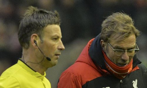 Mark Clattenburg labels LIverpool boss Jurgen Klopp a 'strange bloke'