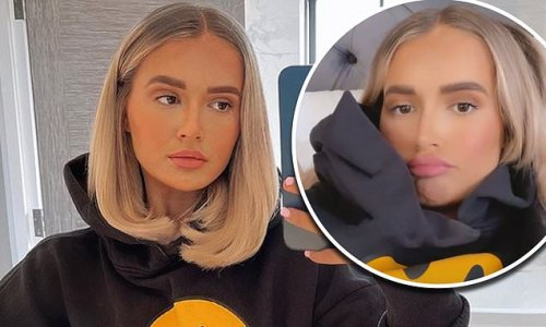 Molly-Mae Hague shows off her new natural look in gorgeous selfie
