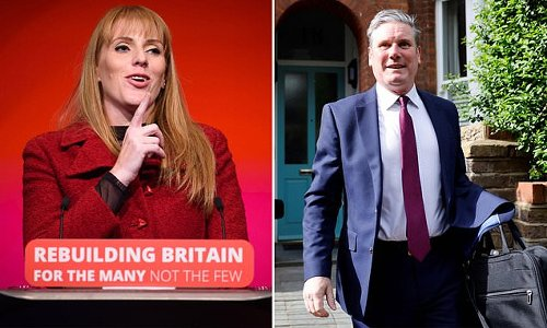 Angela Rayner 'could oust leader Keir Starmer', he is warned