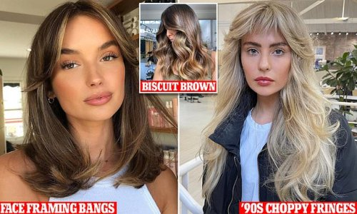 Aussie hairstylist shares top winter trends that will stay fashionable
