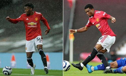 Amad Diallo makes his mark as Anthony Elanga makes his Man Utd bow