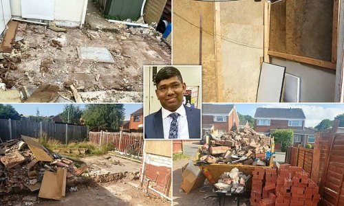 Investigation after builder allegedly swindles people out of £100,000