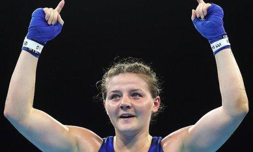 British amateur boxer Sandy Ryan joins Eddie Hearn's Matchroom