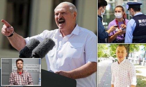 It's time the West woke up to a tyrant Alexander Lukashenko