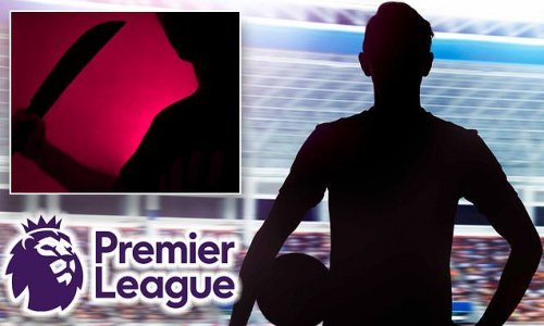 Premier League star 'ATTACKED by masked thugs carrying machetes'