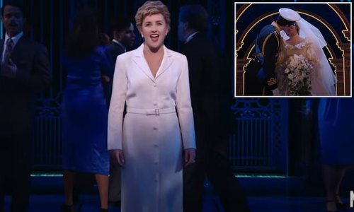 Netflix releases trailer for controversial 'Diana' the musical