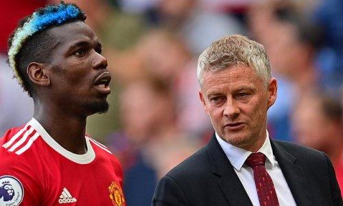 Solskjaer 'doesn't trust' Pogba in Man United's midfield, says Scholes