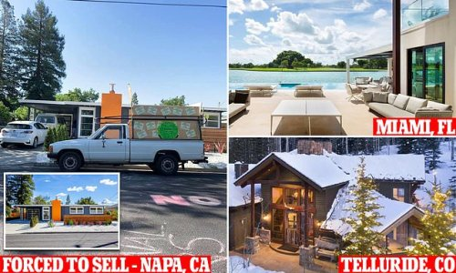 Angry Napa Valley residents go to war with startup buying luxury homes
