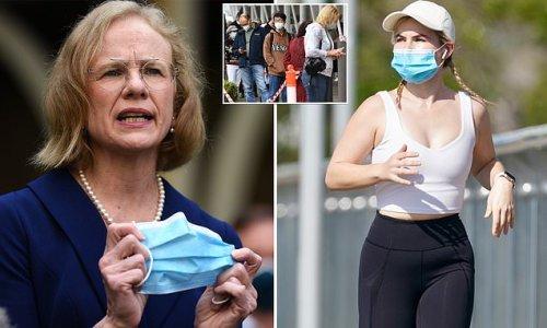 Queensland's top doctor tiptoes away from her anti-AstraZeneca comment