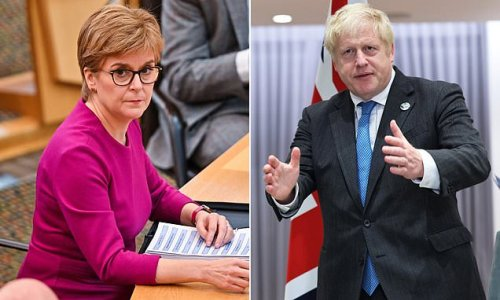 Tory ministers 'are ordered not to talk about Scottish independence'