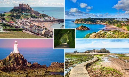 The joys of Jersey for an almost-foreign holiday