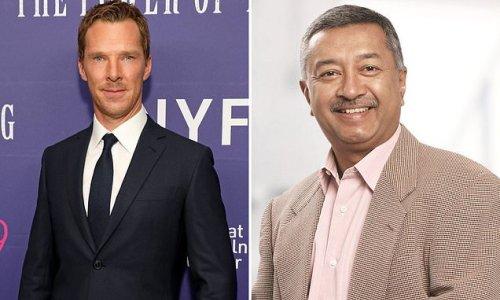 EDEN CONFIDENTIAL: Benedict Cumberbatch's friendship with tycoon