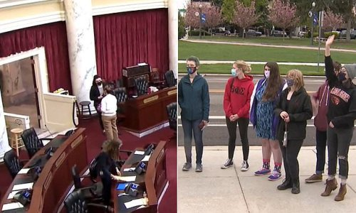 Idaho Senate bans teaching of critical race theory in schools