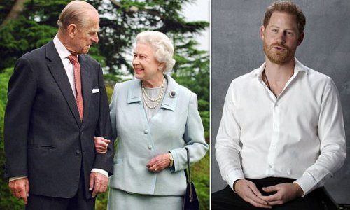 Prince Harry calls Queen and Prince Philip 'the most adorable couple'