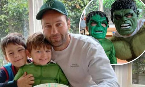 Jimmy Bartel shares sweet tribute for son Henley on his third birthday