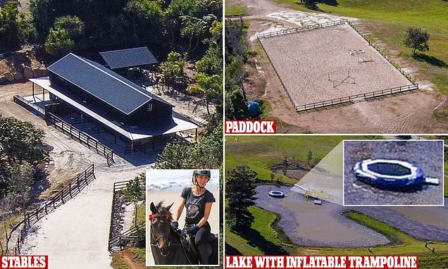 The Hemsworth family ranch continues development