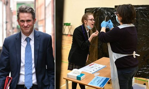 Education Secretary urges parents to keep testing children for Covid