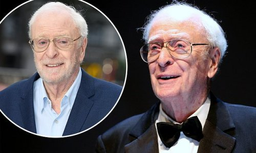 Michael Caine confirms he is not ready to give up working