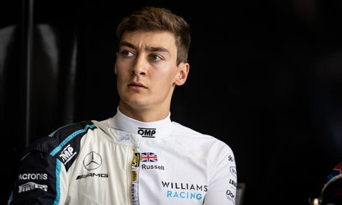Russell's talent 'very close' to Hamilton's according to Williams boss
