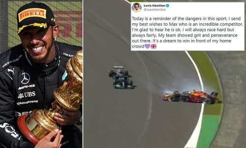 Lewis Hamilton vows to continue to race 'hard but fairly'