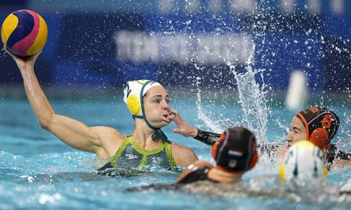 Australian women's water polo team are UNDEFEATED in Tokyo