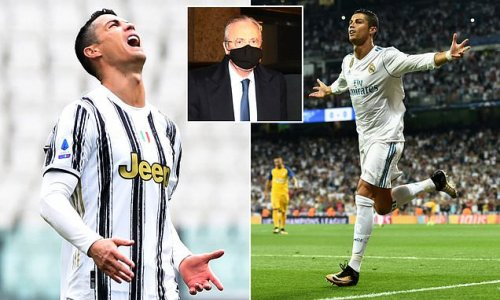 Perez: There is NOTHING going on to bring Ronaldo back to Real Madrid