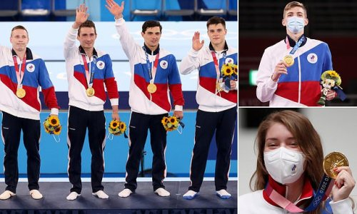 Russian athletes leap to fourth in Olympic medal table despite ban