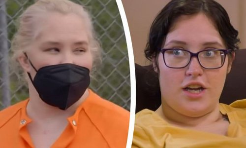Pumpkin is sent over the edge after Mama June asks to move in with her