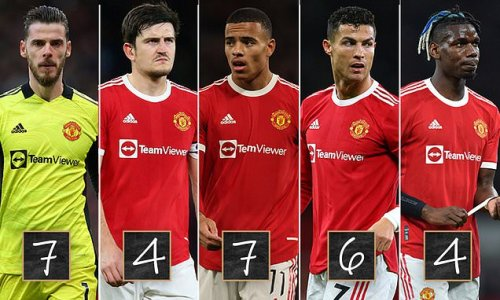 Man United: De Gea is the only bright spark as Ronaldo causes harm