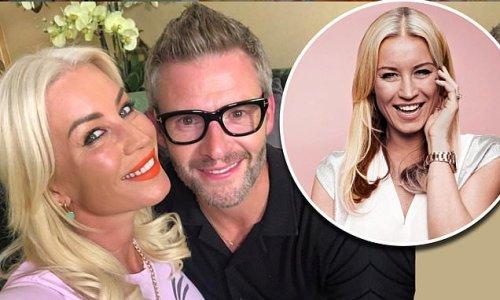 Denise Van Outen postpones her wedding to boyfriend Eddie Boxshall