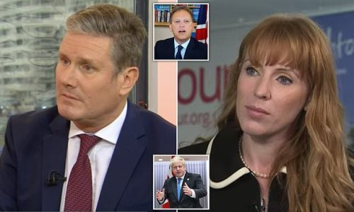 Angela Rayner REFUSES to apologise for branding Tories 'scum'