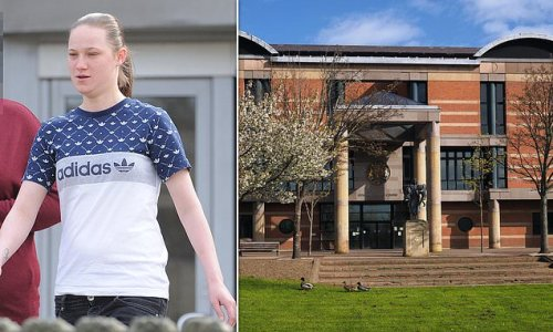 Female paedophile, 26, breaches court order for fourth time