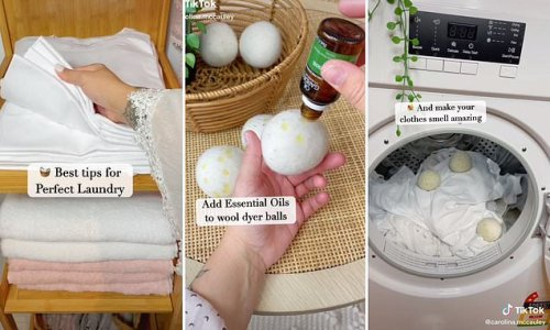 Mum shares her simple guide for getting the perfect laundry