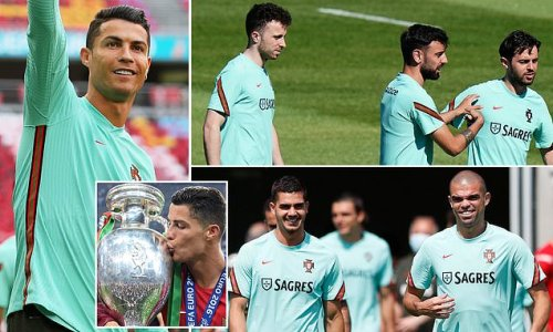 Euro 2020: Star-studded Portugal confident of retaining their crown