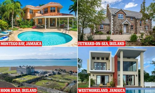We reveal the list of most viewed homes for sale overseas on Zoopla