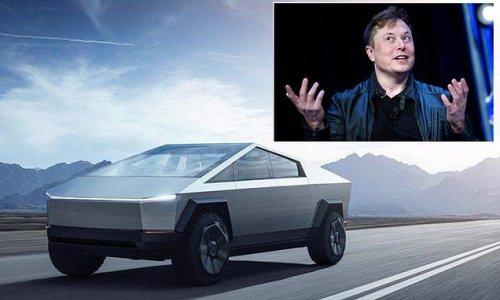 Elon Musk delays Telsa's Cybertruck because of battery shortages
