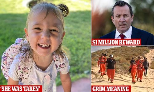 WHY a million dollar reward for Cleo Smith is so significant