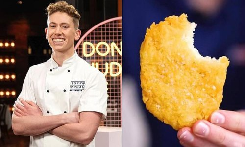 Baker reveals his simple recipe for the perfect crispy hashbrown