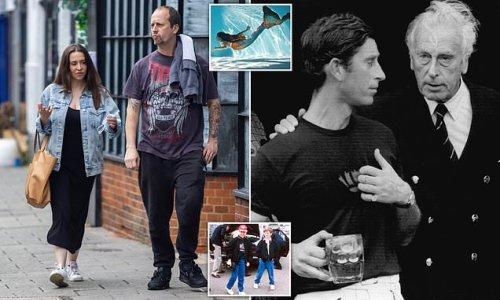 Earl Mountbatten's son Nicholas Knatchbull weds fiancée of two years