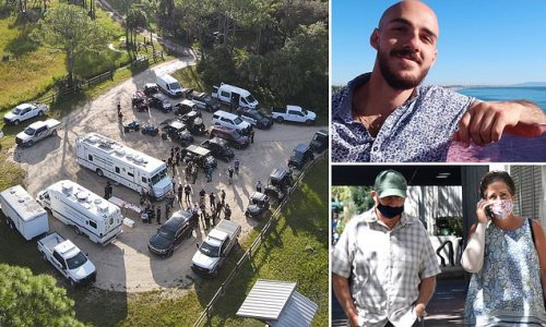 Manhunt for Brian Laundrie in Florida has cost $1.2million so far