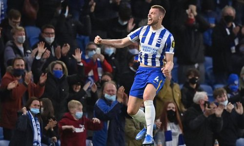 Adam Webster signs FIVE-YEAR deal with Brighton after Ben White exit
