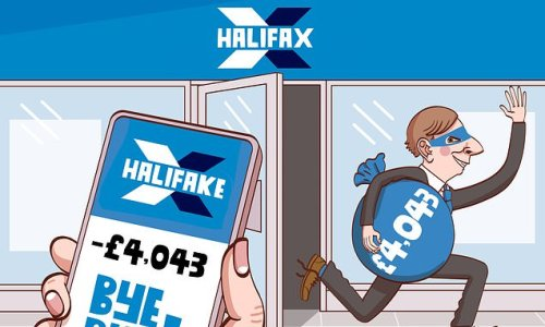 ASK TONY: Crooks stole £4,000 from my daughter but Halifax won't help