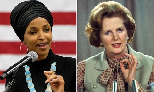 Ilhan Omar reveals Maragaret Thatcher inspired her to be a politician