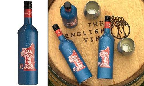 English winemaker sells wine in PAPER bottles