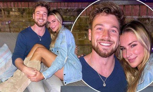 Sam Thompson gushes over Zara McDermott after she returns from Greece