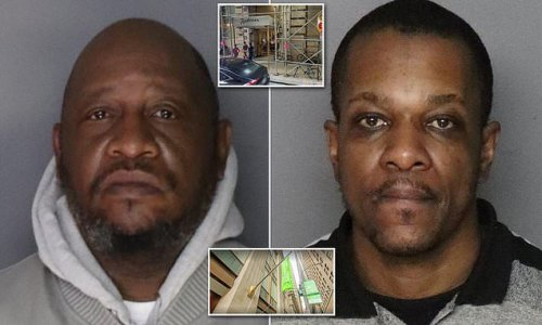 Five sex offenders were placed in a shelter near an elementary school