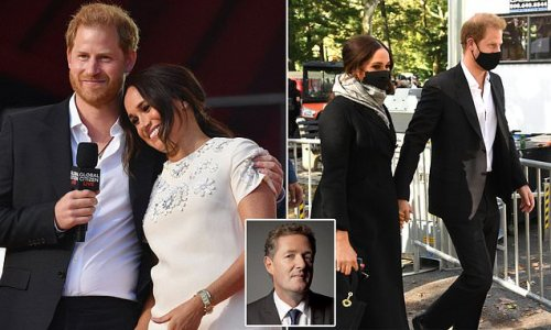 PIERS MORGAN: Sussexes love to preach one thing and do the opposite