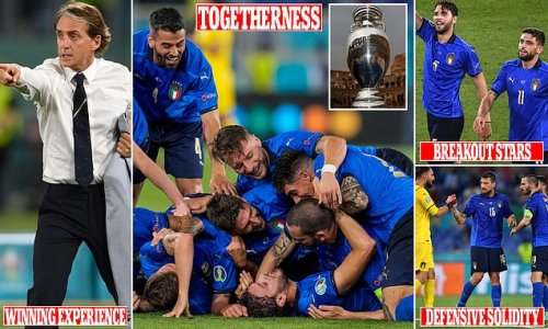 Are Italy now the team to beat at Euro 2020 after a superb start?