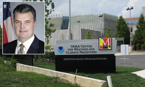 Trump administration fires top NOAA scientist